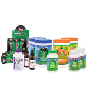 Picture of Healthy Start CEO Mega Weight Loss Pak Option 2:  (Shellfish free/ Powdered Osteo)