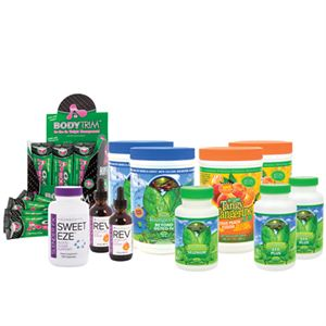 Picture of Healthy Start CEO Mega Weight Loss Pak Option 4: (Powdered Osteo)
